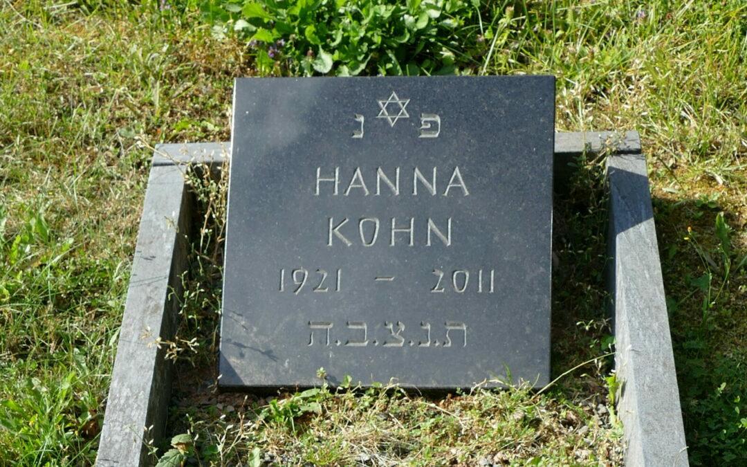 Spendenaktion für fehlende Grabsteine